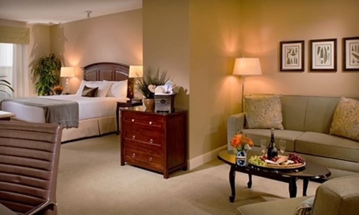 Ayres Hotel & Spa Mission Viejo - Mission Viejo: $179 for a One-Night Stay and Couple's Spa Package at Ayres Hotel & Spa Mission Viejo (Up to $369 Value)