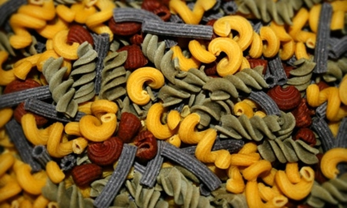 Pasta Artistica - Mobile: $12 for $25 Worth of Dried Pasta and Sauces from Pasta Artistica