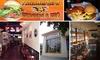 Thunderbird Burger - University Hill: $10 for $20 Worth of Burgers, BBQ, and Drinks at Thunderbird Burger & BBQ