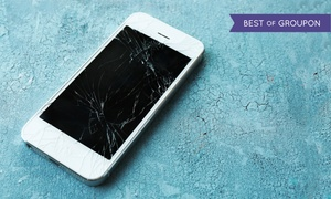 uBreakiFix: iPhone or iPad Screen Repair, or $25 for $50 Worth of Device Repair at uBreakiFix