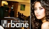 Urbane Salon & Day Spa - Downtown: $20 for $45 Worth of Services at Urbane Salon & Day Spa