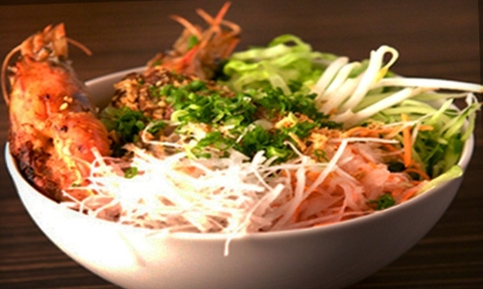 Pho 69 - San Jose: $10 for $20 Worth of Vietnamese Cuisine and Drinks at Pho 69