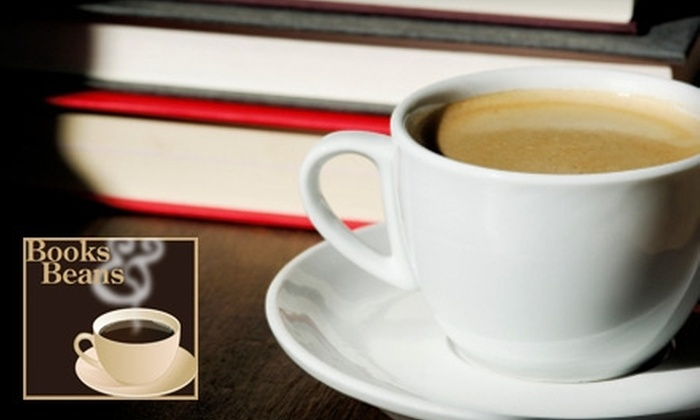 Books & Beans - West Columbia: $12 for $25 Worth of Coffee and Books at Books & Beans