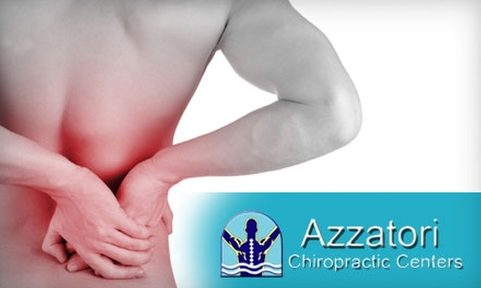 Azzatori Chiropractic - Multiple Locations: $49 for X-Rays, Adjustment, Half-Hour Therapeutic Massage, and Consultation at Azzatori Chiropractic in Doylestown, Quakertown, Bethlehem, or Willow Grove ($285 Value)