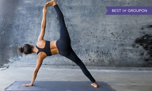 Arrichion Hot Yoga: $25 for 20 Hot Yoga or Circuit Training Classes at Arrichion Hot Yoga ($265 Value)