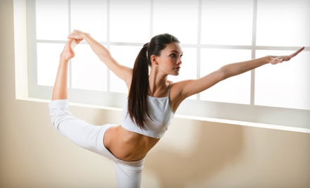 10 Fitness Classes (a $105 value) - Yoga Lounge in Irwin