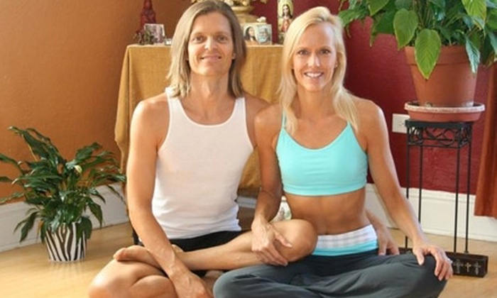 Maya Yoga - Crossroads: Up to 77% Off Classes at Maya Yoga