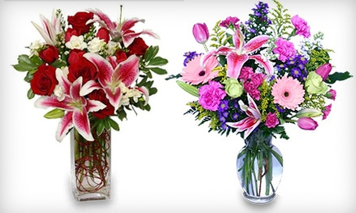 Tyler Floral - Downtown: $20 for $40 Worth of Floral Arrangements at Tyler Floral