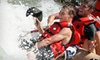 Pangaea River Rafting - Clark Fork River, Alberton Gorge: Full-Day Whitewater-Rafting Package for Two, Four, or Six, from Pangaea River Rafting in Superior (Half Off)