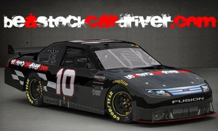 Beastockcardriver.com: $169 for a 30-Lap Nascar Racing Experience from Beastockcardriver.com ($349 Value)
