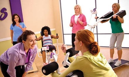 C$29 for a One-Month Women's Fitness Membership at Curves (C$149 Value)