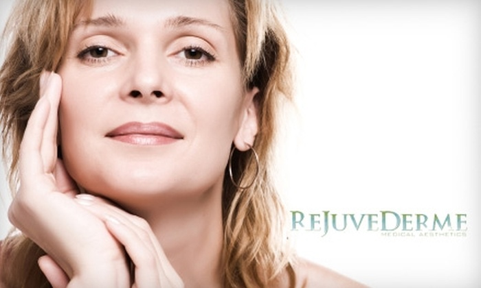 Rejuvederme Medical Aesthetics - The Annex: $99 for 20 Units of Botox at Rejuvederme Medical Aesthetics (Up to $240 Value)