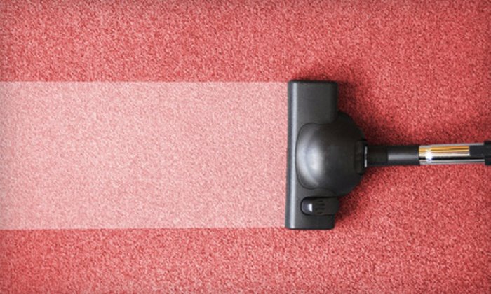 Dirtmaster - Davis Islands: $50 for Carpet Cleaning for Two Rooms and One Hallway from Dirtmaster ($99.95 Value)