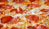 Romeo's Pizza - Downtown: $8 for One Large One-Topping Pizza or Two Spaghetti-and-Meatball Entrees at Romeo's Pizza (Up to $16.58 Value)