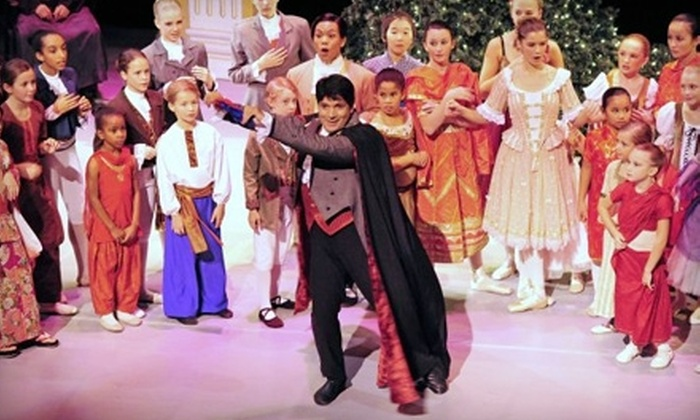 """World Ballet Inc. Presents """"The Nutcracker: A Diversity Celebration"""" - Multiple Locations: World Ballet Inc. Presents """"The Nutcracker: A Diversity Celebration"""" for Two or Four on December 7 or 8 (Up to 55% Off)"""