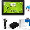 """iNova 8GB 7"""" Android Tablet Bundle with Backpack"""