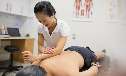 45Minute Sports Massage with Consultation at Spoton Therapy