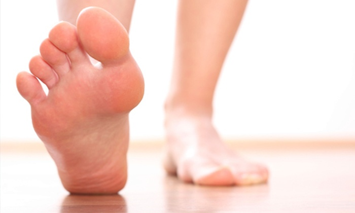 Total Foot and Ankle - Nichols Hills: Laser Toenail-Fungus Treatment for One or Both Feet at Total Foot and Ankle (Up to 68% Off)