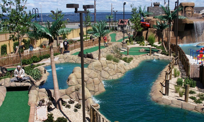 Bayville Adventure Park - Bayville: Two Days of Unlimited Fun-Park Activities for One or Two at Bayville Adventure Park (Up to 49% Off)
