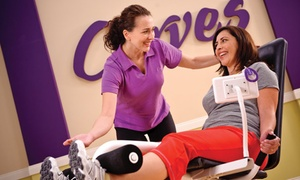 Curves for Women: C$79 for a Three-Month Membership at Curves (C$349 Value)