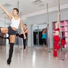 Up to 57% Off Pole Dancing at The Fit Factory