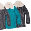 Kenneth Cole Women's Faux Sherpa Lined Jacket