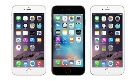 Refurbished Apple iPhone 6 16GB With Free Delivery