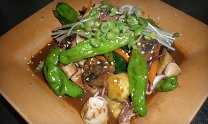 Hyuga Sushi - San Marcos: $10 for $20 Worth of Japanese Cuisine, Drinks, and More at Hyuga Sushi in San Marcos