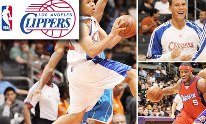 LA Clippers - Downtown Los Angeles: $35 for a 100-Level Ticket to Clippers vs. Sacramento Kings on Feb. 20 at 7:30 p.m. ($60 Value)