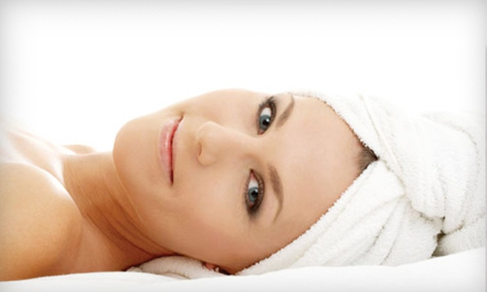 Your New Image  - Chicago: $79 for Spa Package with Massage, Microdermabrasion, and Mini Facial at Your New Image in Arlington Heights ($215 Value)
