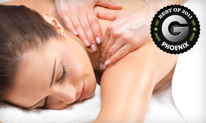 The Body Shop Massage & Day Spa - Chandler: Spa Packages with Massage at The Body Shop Massage & Day Spa in Chandler (Up to 56% Off). Three Options Available.