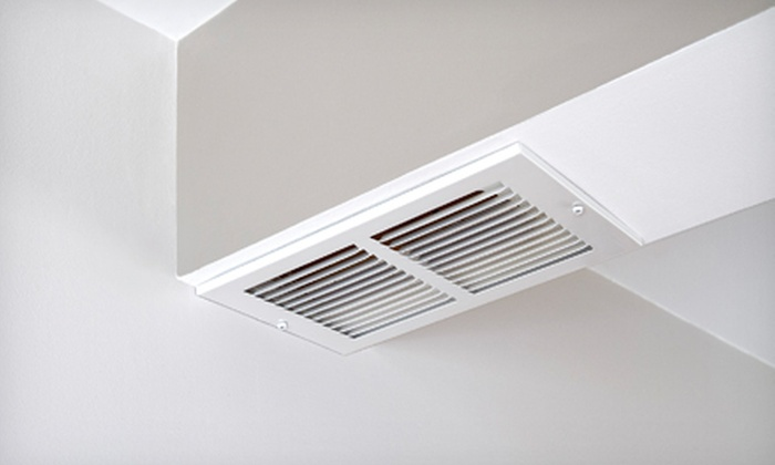 Illinois Air Duct Cleaning - Multiple Locations: Complete Vent-Cleaning Package with Optional Air-Conditioner Cleaning from Illinois Air Duct Cleaning (Up to 67% Off)