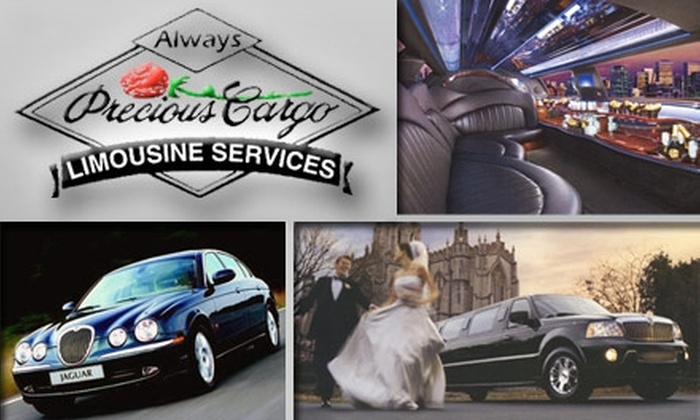 Always Precious Cargo - Nashville: $37 for Private Town Car Airport Transport From Always Precious Cargo ($80 Value)