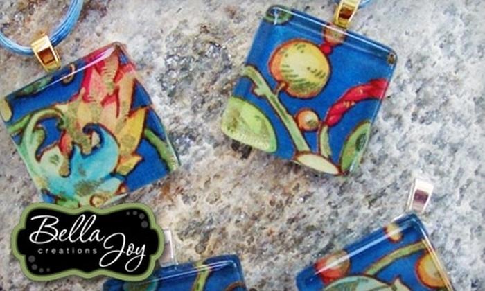 Bella Joy Creations: $10 for $20 Worth of Handmade Jewelry from Bella Joy Creations