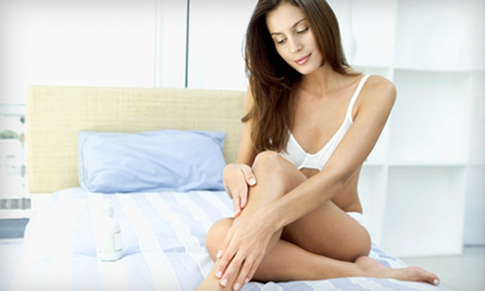M.E. Laser and Beauty - Buffalo Grove: Six Laser Hair-Removal Treatments for a Small or Medium Area at M.E. Laser and Beauty in Arlington Heights