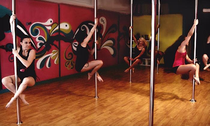 Studio Goddess - Edgehill: 5 or 10 60-Minute Flirty Fitness Classes at Studio Goddess (Up to 70% Off)