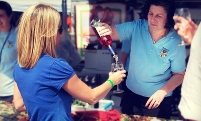 Budbreak Wine Festival - Mount Airy: Two, Four, or Six Tickets to the Budbreak Wine Festival in Mount Airy (Half Off)