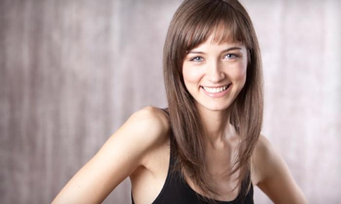 Acropolis Hair Studio - Knoxville: Hair Services or Eyelash Extensions at Acropolis Hair Studio