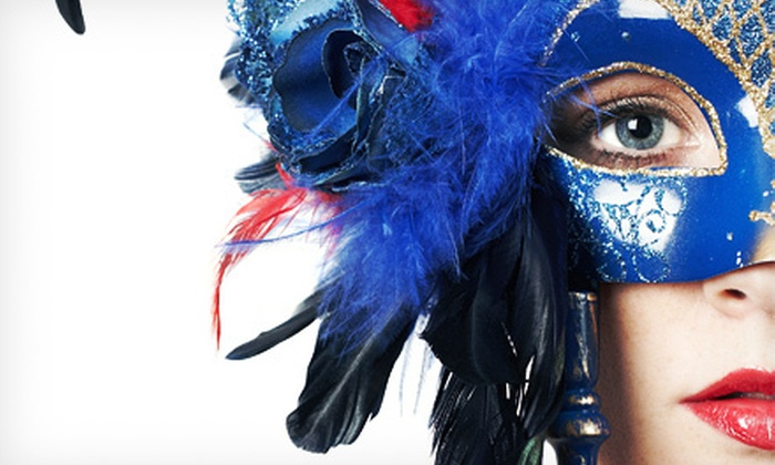 Unique Events of Atlanta - Pittsburgh: Masquerade Party with Drinks, Appetizers, and Dessert on May 5 or May 19 from Unique Events of Atlanta (71% Off)