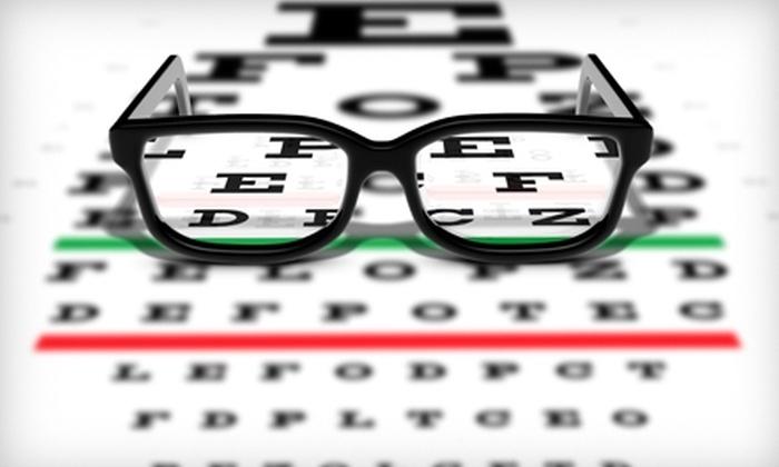 The Reno Eye Clinic Inside Eyemasters - Reno: $30 for an Eyeglasses Exam at The Reno Eye Clinic Inside EyeMasters ($60 Value)