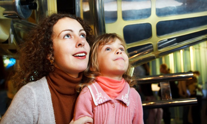 The Children's Museum of Fennville - Forever Curious Children's Museum: Museum Visit for Four or One-Year Family Membership to The Children's Museum of Fennville (Half Off)