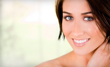 Choice of Aromatic, Beaute Neuve, or Liftosome 70-Minute Guinot Facial  - A Studio Spa, Salon & Laser Center  in East Hampton