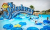 Splashway Family Waterpark - Garwood: $8 for a General Admission Ticket to Splashway Family Waterpark (Up to $18.99 Value)