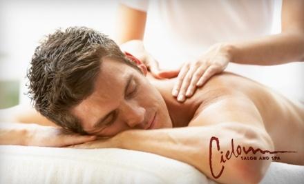 Cielo Salon and Spa: Ionic Detox Footbath - Cielo Salon and Spa in Henderson