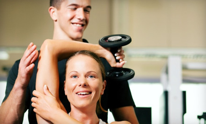 Vitality Personal Fitness Inc. - Newton Highlands: $69 for 10 Group Fitness Classes and One Personal-Training Session at Vitality Personal Fitness Inc. (Up to $420 Value)