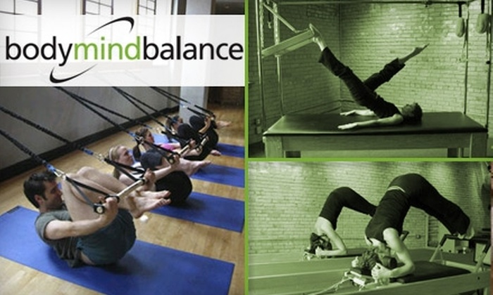 BodyMind Balance - Evanston: $30 for 1 Private Gyrotonic or Pilates Session or 5 Pilates Mat or Gyrokinesis Classes at BodyMind Balance