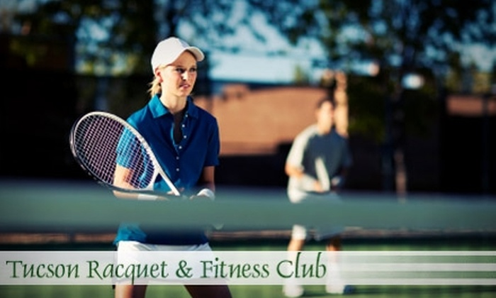 Tucson Racquet & Fitness Club - Prince Tuscon: $29 for Five One-Hour Tennis Clinics and a Two-Month Membership at Tucson Racquet & Fitness Club ($363 Value)
