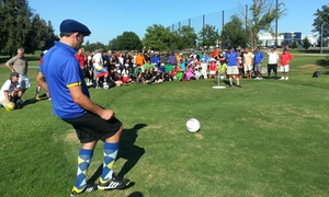 The Florida Club: FootGolf for Four or Six at The Florida Club (50% Off)