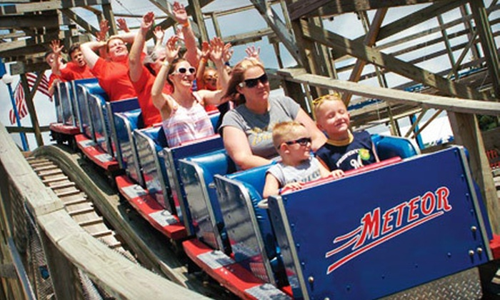 Little Amerricka - Marshall: Unlimited Amusement-Park Rides for Two or Four at Little Amerricka in Marshall (Up to 60% Off)