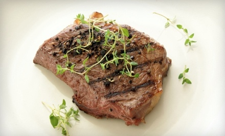 $25 Groupon to Woody's Steakhouse - Woodys Steakhouse in Madison